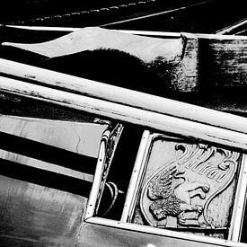 Gondel im Detail von Andreas Müller