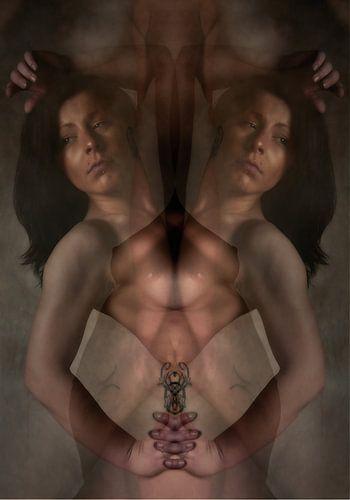 Religious Nude von