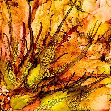 Extravagance d'automne sur Agnieszka Zietek