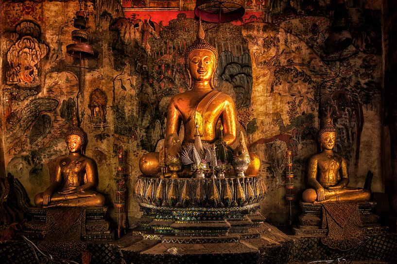 Luang Prabang, Laos van Jaap van Lenthe