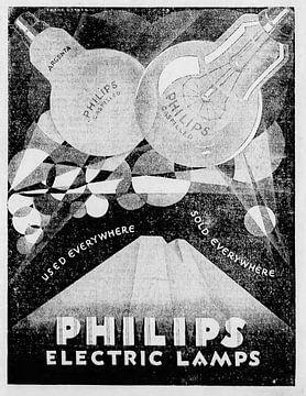 Annonce Philips 1928 sur Natasja Tollenaar