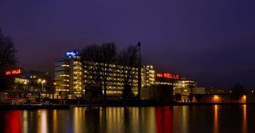 Van Nelle Fabriek Rotterdam van Ton van Buuren