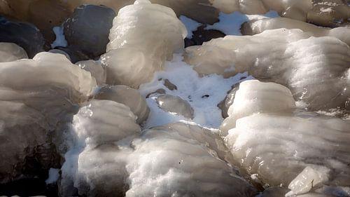 Nestje sneeuw