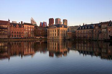 La Haye avec le reflet dans l'eau sur iPics Photography