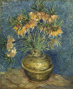 Kaiserkronen in Kupfervase - Vincent van Gogh von 1000 Schilderijen