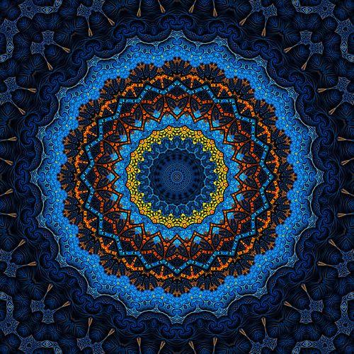 Mandala warmte