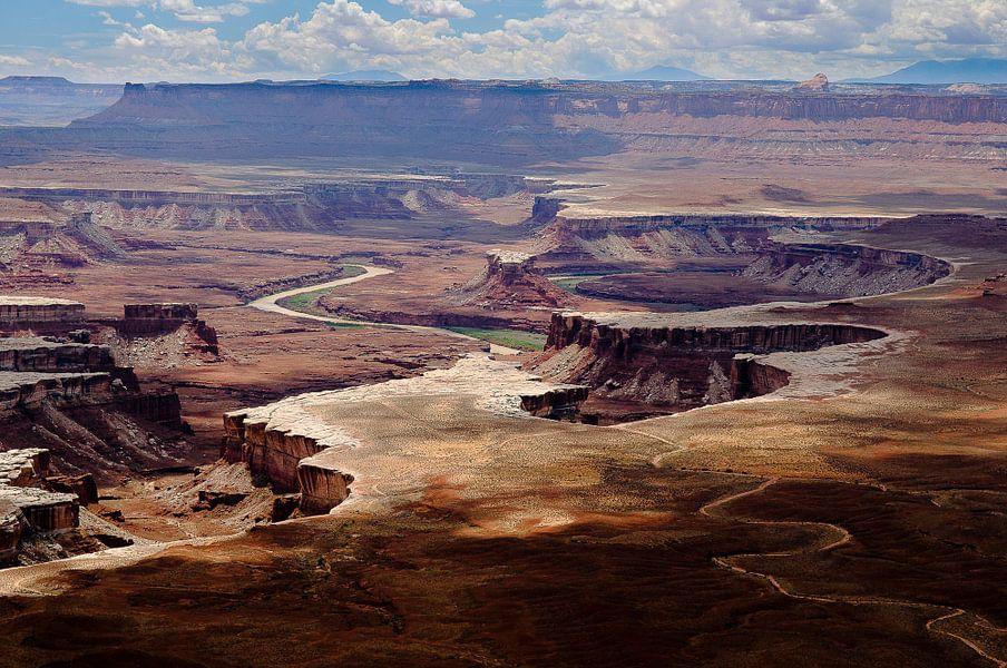 Canyonlands - Utah (VS) van Edwin van Amstel