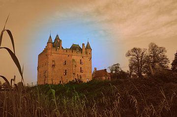 Mittelalterliche Burg Doornenburg / Mittelalterliche Türnenburg Burg von Joyce Derksen