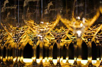 Glazen van Erik Reijnders
