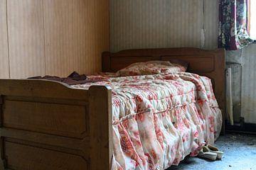 Verlassenes Schlafzimmer von Tim Vlielander