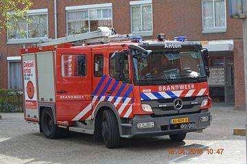 Regionale Brandweer Amsterdam - Amstelland (Autospuit Anton) van de Wolf - Fotografie