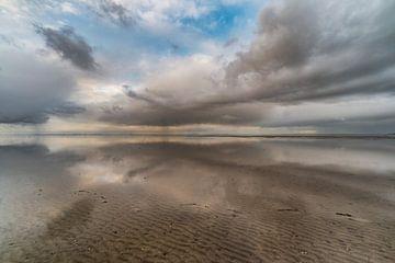 Waddenzee 4 von Peter Bijsterveld