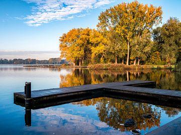 Bohlender See Rotterdam 2 von Nuance Beeld