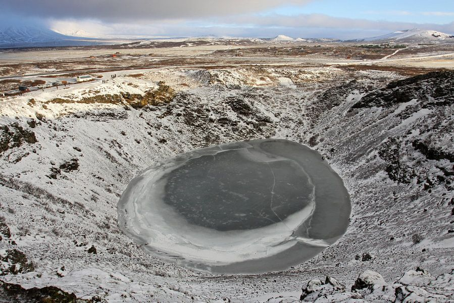 Kerio vulkaan van Antwan Janssen