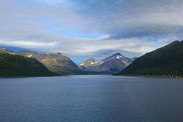 Fjord Noorwegen sur