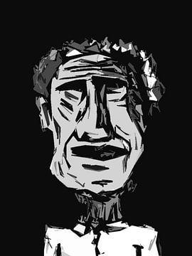 Weirdman van N v/d Salm