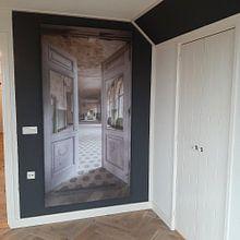 Kundenfoto: Krankenhaus-Türen von Perry Wiertz, auf nahtloser fototapete