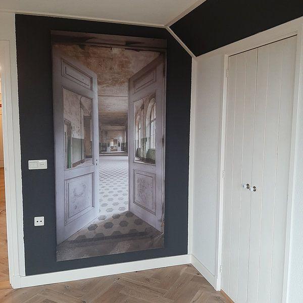 Kundenfoto: Krankenhaus-Türen von Perry Wiertz