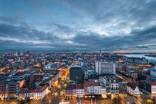 Antwerpen bij Avond van Frenk Volt
