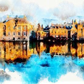 leven in the Hague van Ariadna de Raadt