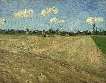 The Rocks, Vincent van Gogh sur