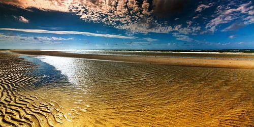 Noordzee Getijden van Reiner Würz / RWFotoArt