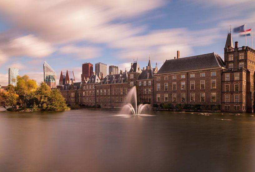 Den Haag - De Hofvijver - 6 van Nuance Beeld