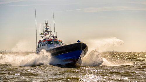 Reddingboot Arie Visser van Terschelling van