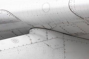 Flugzeug-Nahaufnahme von Inge van den Brande