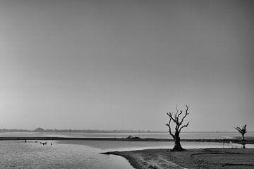 Taung-Tha-Man-See von Ton Bijvank