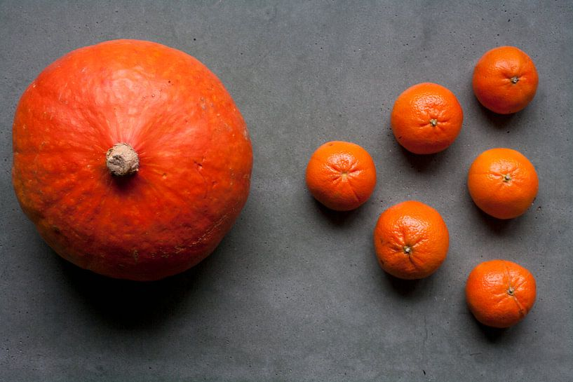 Orange van joas wilzing