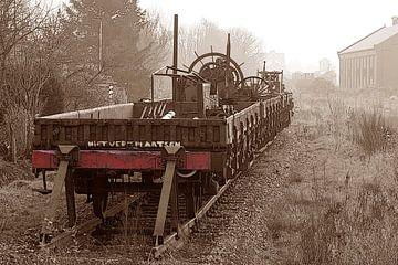 Oud treinstel von Wybrich Warns