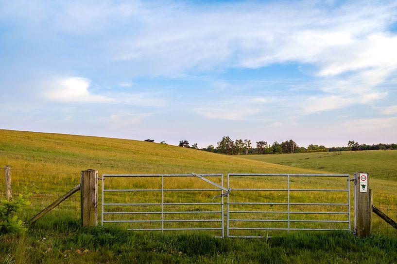 Het gesloten veld van Johan Vanbockryck