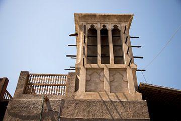 windmolen in dubai,  architectuur van Karijn Seldam