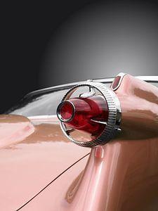 Amerikaanse klassieke auto's Imperiale 1960 van