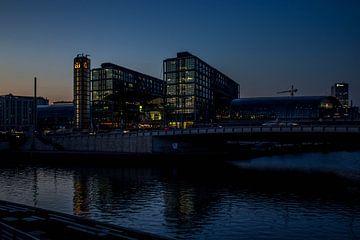 Berlijn Hauptbahnhof van Wouter Derks