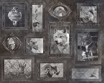 Vintage Tierliebe von Christa Thieme-Krus