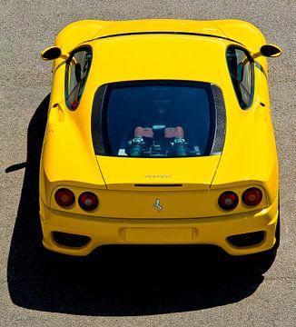 Ferrari 360 Modena von Sjoerd van der Wal