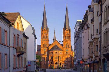 Johanneskirche Freiburg von Patrick Lohmüller