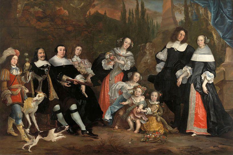Michiel de Ruyter en zijn familie, Juriaen Jacobsz. van Meesterlijcke Meesters