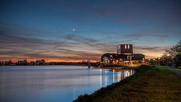 Sonnenuntergang von Sander van Ketel