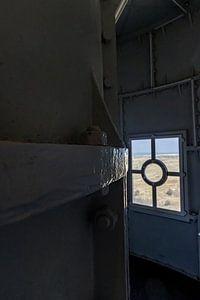 AMELAND Uitzicht vanuit de vuurtoren van Paul Veen