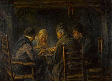 Kartoffelesser, Jozef Israëls