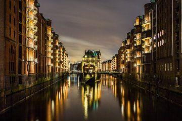 Speicherstadt Hamburg van Torsten Wattenberg