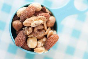 Maat cup (food, pecannoten)