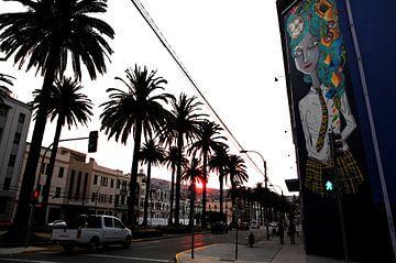 Hoofdstad van de kunsten, Valparaiso von Suzanne Roes