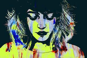 Emotionen - Gemischte Medien von The Art Kroep