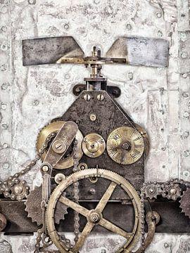 La machine volante de Leonardo Da Vinci sur Martin Bergsma