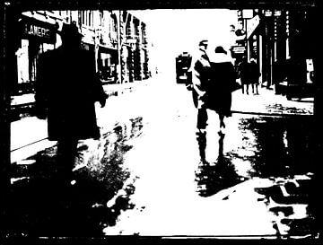 Leidsestraat 94-82 von E Jansen
