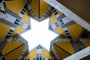 maison de cube sur Monica Zimmermans